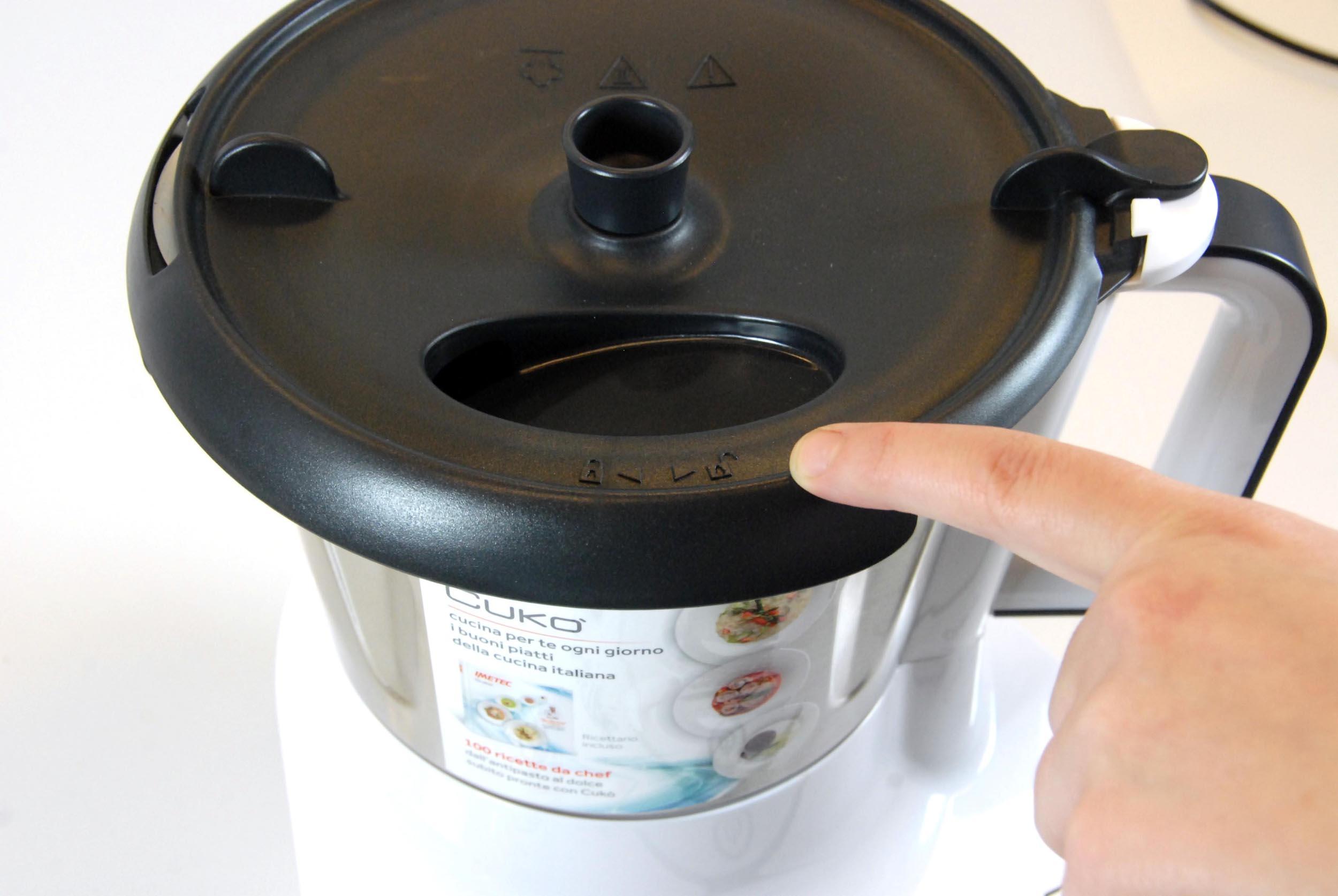 Robot Da Cucina Per Cuocere : Imetec cukò la migliore guida per l acquisto con foto e video