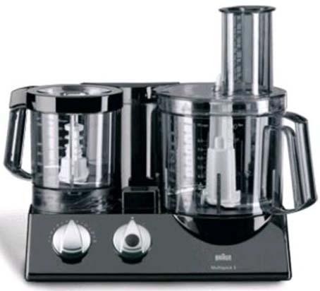 Braun multiquick 5 k700 la recensione con foto della for Robot cuisine braun