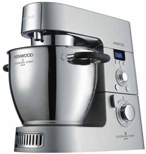 Kenwood Cooking Chef KM070 – Robot da Cucina