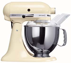 Kitchenaid Artisan 5KSM150PS – Robot da Cucina