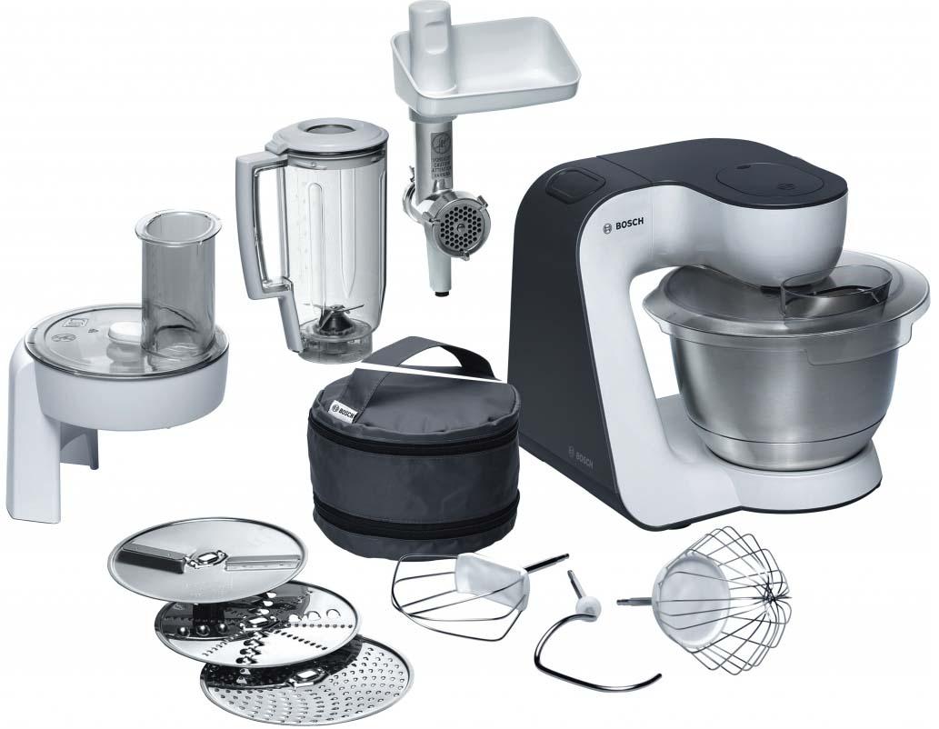 Bosch mum52110 leggi la recensione con foto e video online - Bosch robot da cucina ...