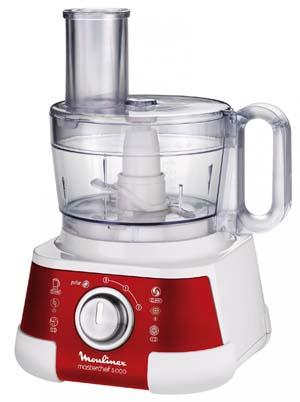 Moulinex masterchef 5000 fp518g leggi la recensione con foto - Masterchef robot da cucina ...