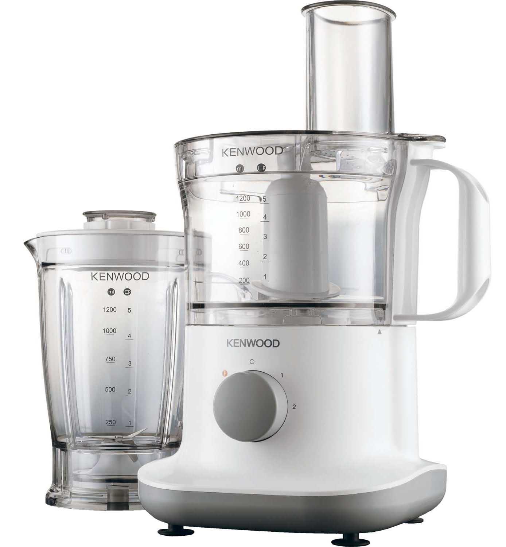 Kenwood multipro fpp220 leggi la recensione con foto e - Robot da cucina kenwood multipro ...