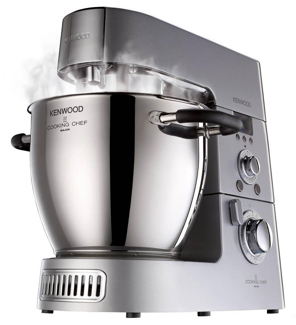 kenwood major titanium