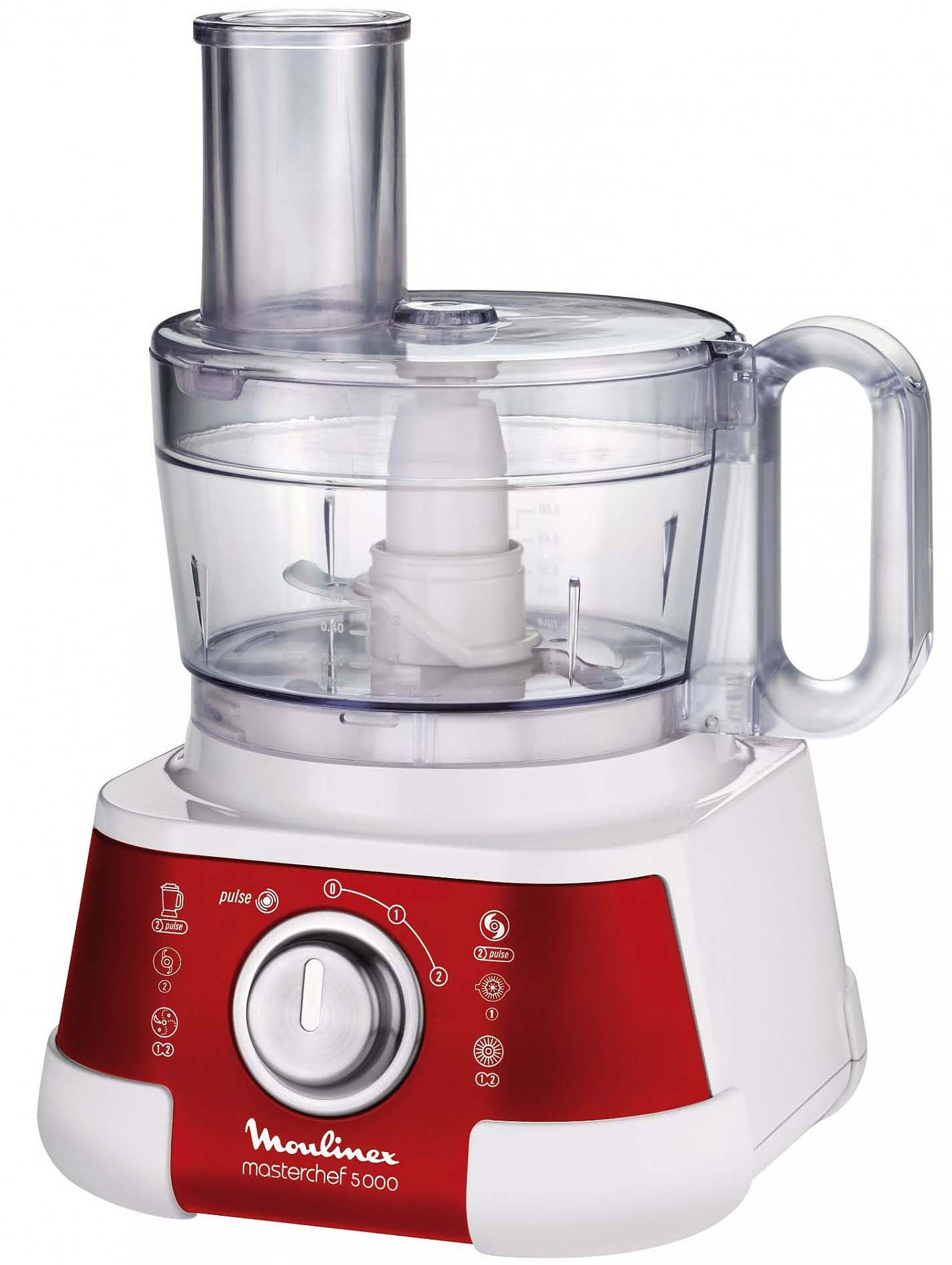 Moulinex masterchef 5000 fp520g la recensione del robot - Robot da cucina masterchef ...